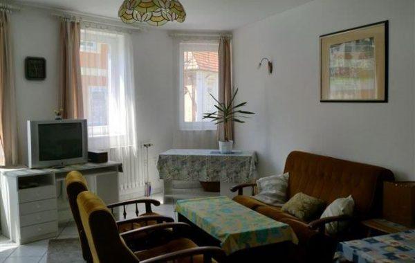 Földszinti apartman