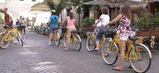 Kerékpár-bérlés